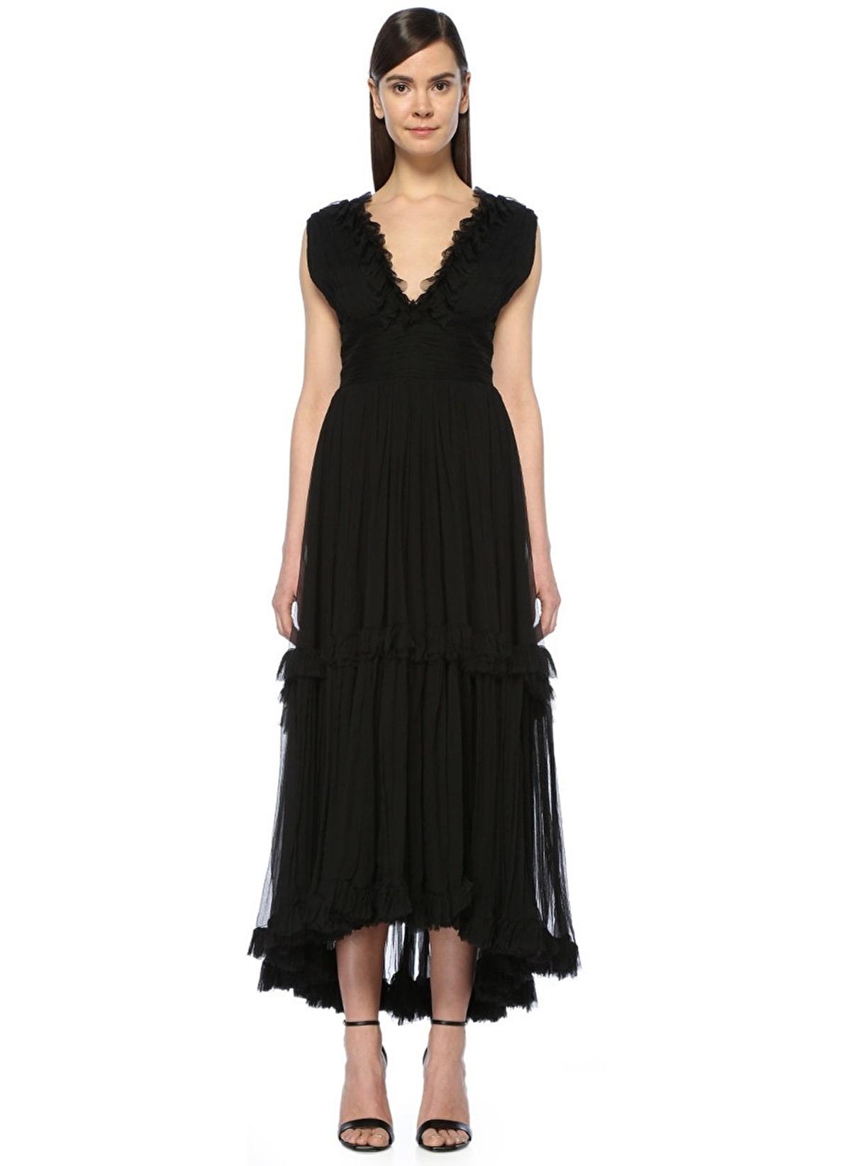 Beymen Collection Kadin Abiye Elbise Siyah Morhipo 21270132